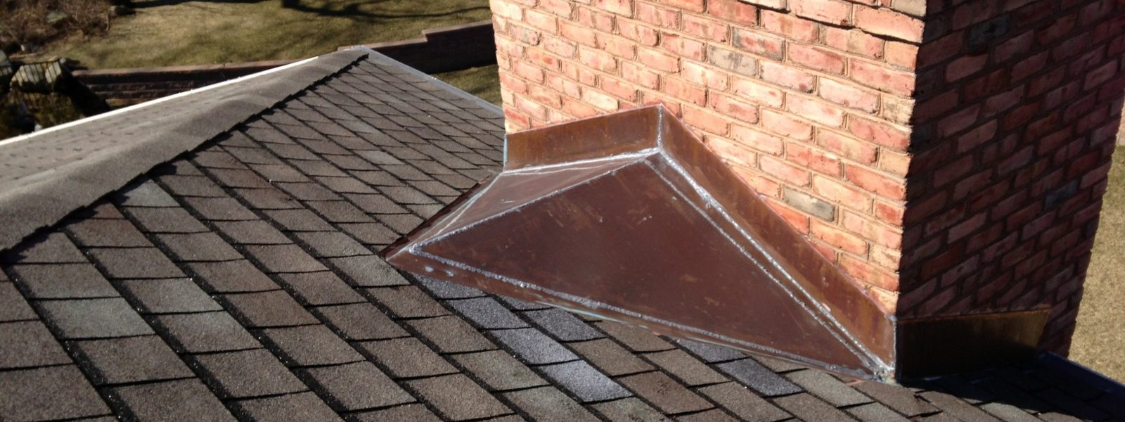 Step Flashing Rk Roofingny